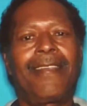 California murderer Eddie Allen Harris, 67, was charged with stabbing a woman to death in South Los Angeles around 5:30 a.m. on March 23.